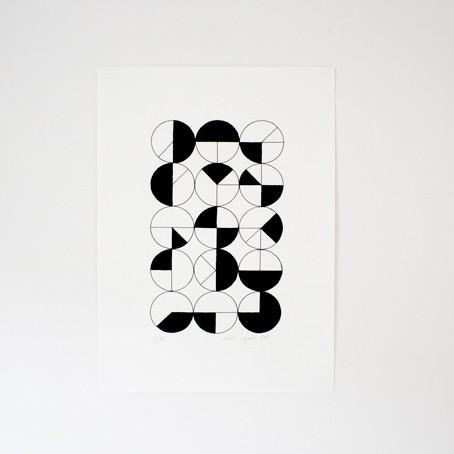 Metrisch Print #1