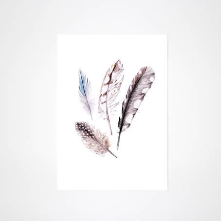 Zeichnung-Feder_Kunstdruck-A4_KVL