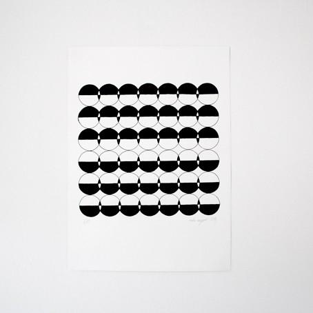 Metrisch Print #2