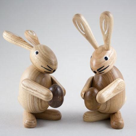 Osterhasen-Duo